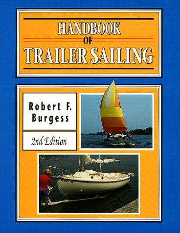 9780877423430: Handbook of Trailer Sailing