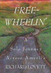 9780877423522: Free-Wheelin': A Solo Journey Across America