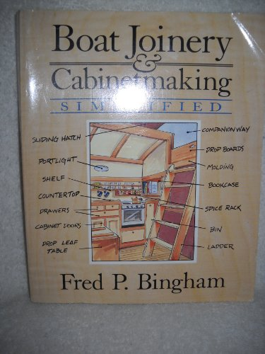 9780877423546: Boat Joinery & Cabinetmaking Simplified
