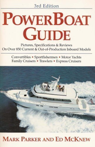 9780877423607: Powerboat Guide