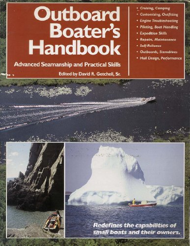 9780877424093: The Outboard Boater's Handbook: Advanced Seamanship and Practical Skills
