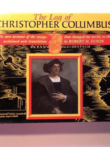 9780877429517: The Log of Christopher Columbus (English and Spanish Edition)
