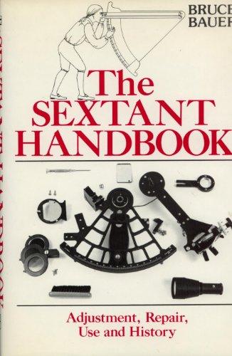 9780877429562: Sextant Handbook: Adjustment, Repair, Use and History