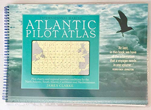 9780877429968: Atlantic Pilot Atlas