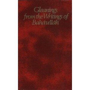 9780877431879: Gleanings from the Writings of Baha'u'llah