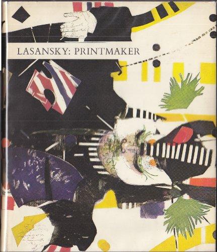 Lasansky: Printmaker: Mauricio Lasansky