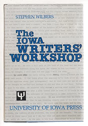 The Iowa Writers' Workshop: Wilbers, Stephen