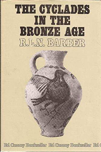 9780877451686: Cyclades in the Bronze Age