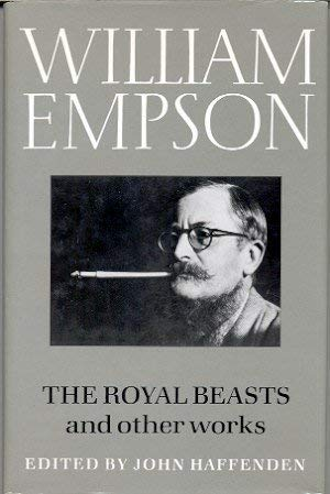 9780877451952: The Royal Beasts And Other Works