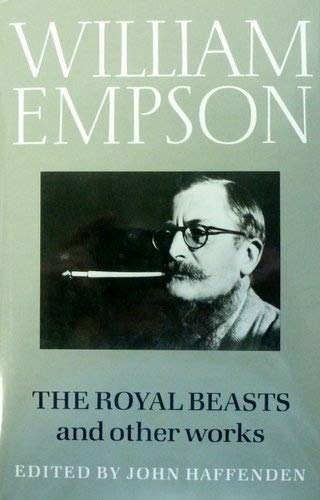 9780877451969: The Royal Beasts and Other Works