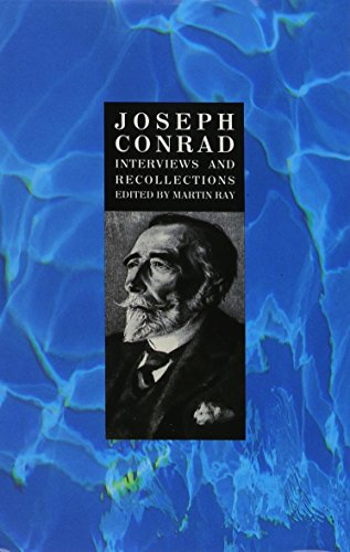9780877452904: Joseph Conrad: Interviews and Recollections