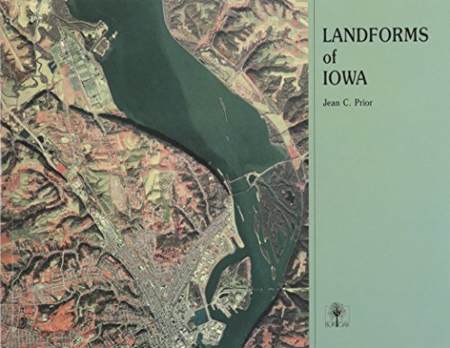 9780877453475: Landforms of Iowa (Bur Oak Book)