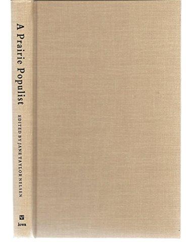 9780877453680: A Prairie Populist: The Memoirs of Luna Kellie (Singular Lives)