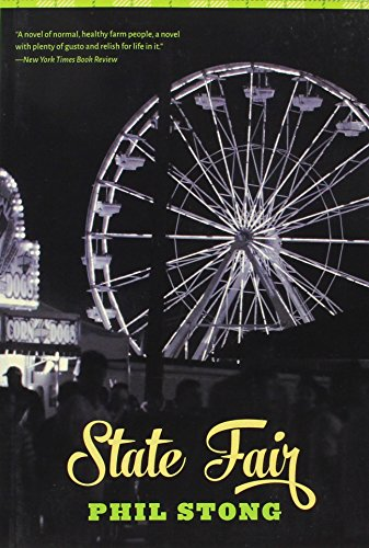 State Fair (Bur Oak Book) (0877455694) by Stong, Phil
