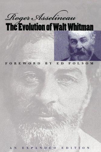 The Evolution of Walt Whitman: Roger Asselineau