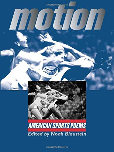 9780877457558: Motion: American Sports Poems