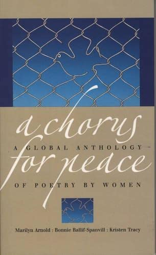 9780877458128: A Chorus for Peace: A Global Anthology of Poetry by Women