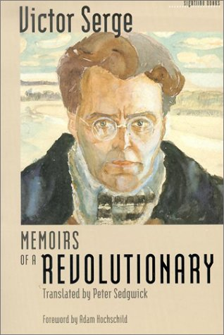 9780877458272: Memoirs of a Revolutionary (Sightline Books)