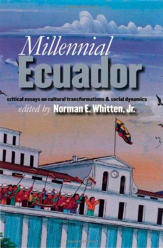 9780877458647: Millennial Ecuador: Critical Essays Cultural Transformations