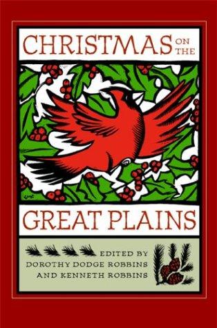 9780877459019: Christmas on the Great Plains (Bur Oak Book)
