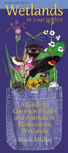 9780877459354: Wetlands in Your Pocket: A Guide to Common Plants and Animals of Midwestern Wetlands (Bur Oak Guide)