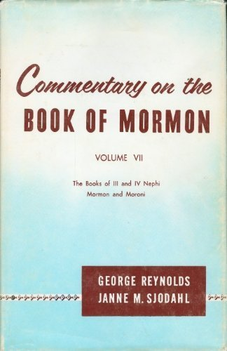 9780877470458: Commentary On the Book of Mormon Volume 7