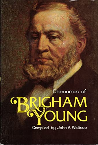 9780877470663: Discourses of Brigham Young: Secong President of the Church of Jesus Christ of Latter-Day Saints