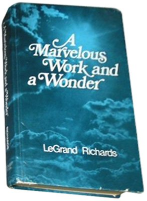 9780877471615: A Marvelous Work and a Wonder