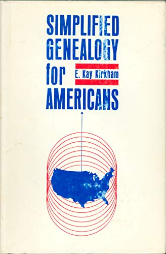 9780877472513: Simplified Genealogy for Americans