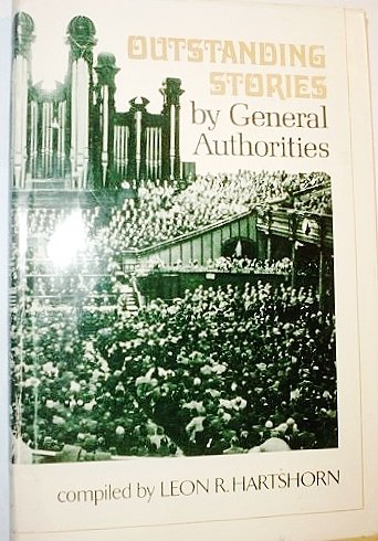9780877473695: Outstanding stories by general authorities