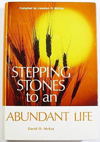 9780877474425: Stepping stones to an abundant life