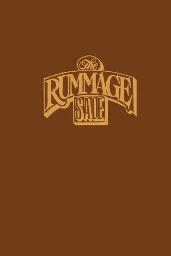9780877476955: The rummage sale: Collections and recollections