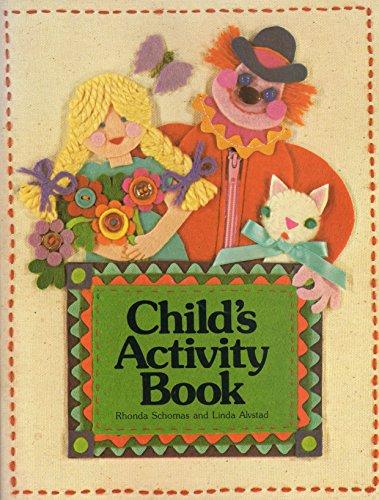 9780877477105: Child's activity book