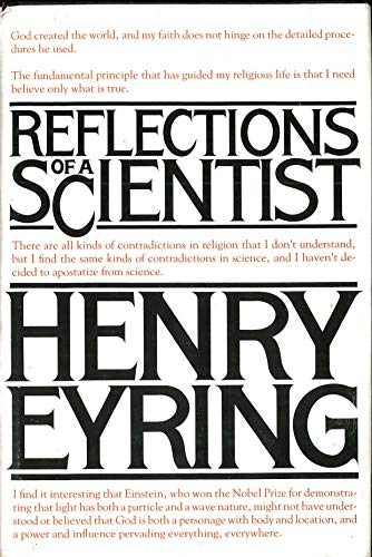 9780877479444: Reflections of a scientist