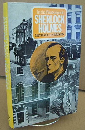 9780877491569: In the footsteps of Sherlock Holmes