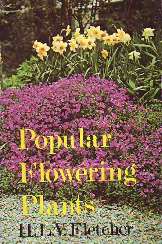 9780877492009: Popular flowering plants