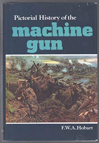 9780877492160: Pictorial History of the Machine Gun