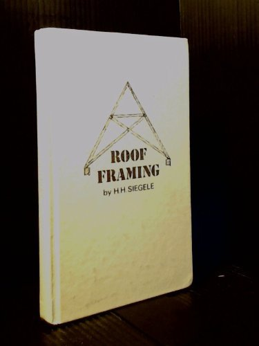 9780877492368: Roof Framing