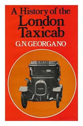 9780877493525: A History of the London Taxicab