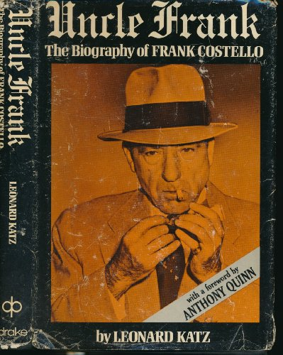 9780877495499: Uncle Frank;: The biography of Frank Costello