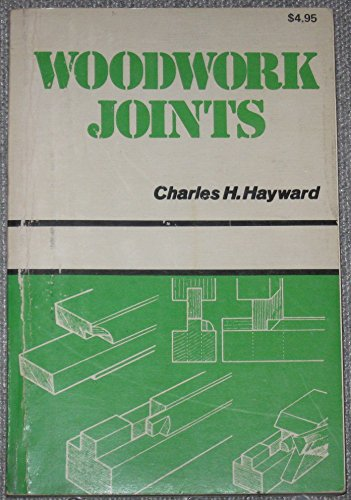 9780877497073: Woodwork Joints