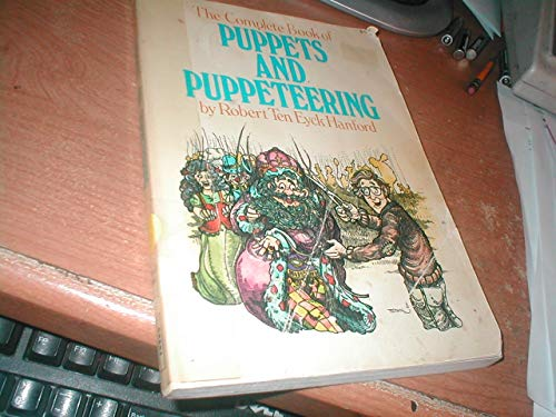 9780877498452: Complete Book of Puppets and Puppeteering