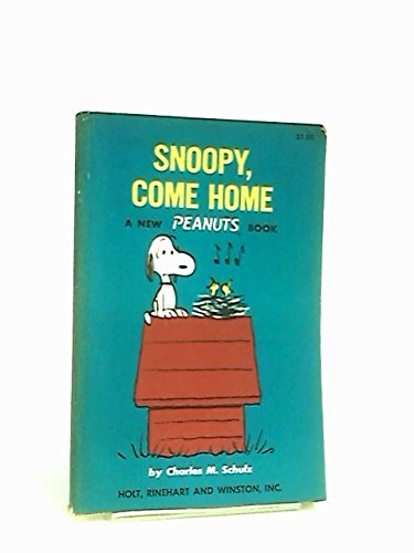 9780877520511: A New Peanuts Book Featuring Snoopy