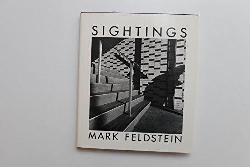 9780877540533: Sightings (Black & White Photogaphy)