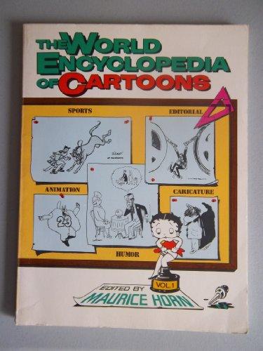 9780877541219: The World encyclopedia of cartoons