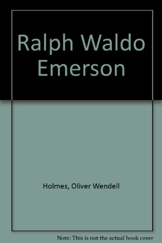 9780877541578: Ralph Waldo Emerson (American men and women of letters series)