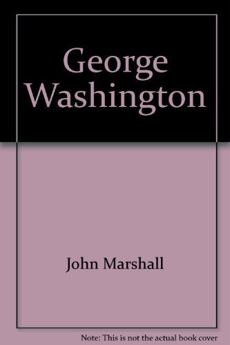 9780877541752: George Washington (American statesmen)