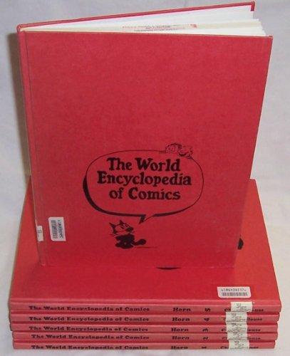 THE WORLD ENCYCLOPEDIA OF COMICS: Horn, Maurice