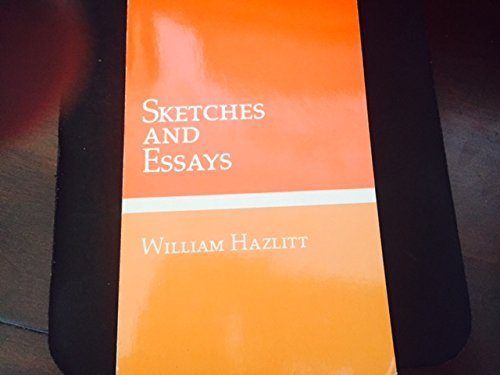 9780877543367: Sketches and Essays