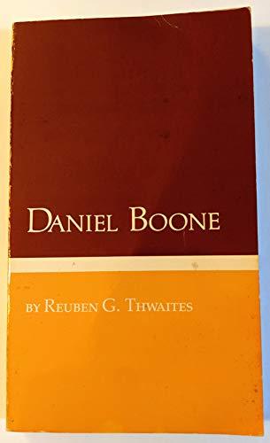 Daniel Boone: Thwaites, Reuben Gold
